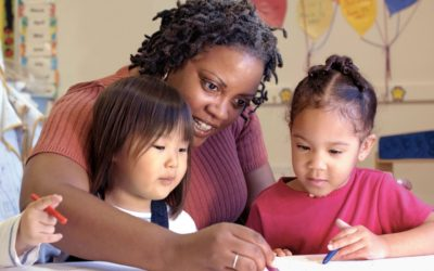 Green Day Care: Why School Environments Are Important